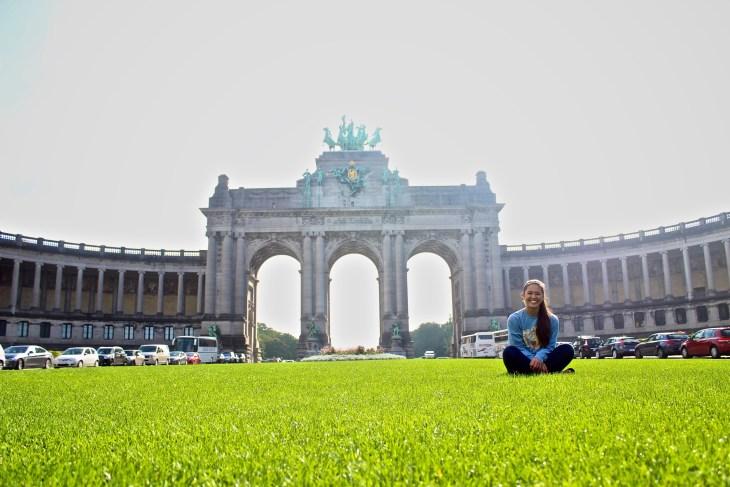 Cinquantenaire,Brussels,Belgium, Morfe- Photo 2