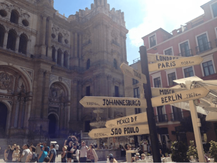 48 hours in Malaga | ISA Student Blog