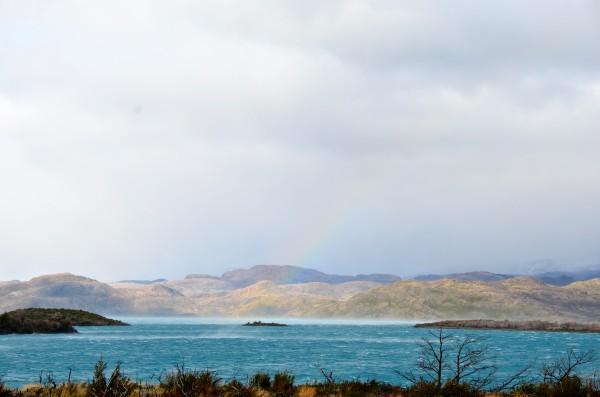 lago pehoe rainbow, patagonia, chile- McGowin- Photo 9