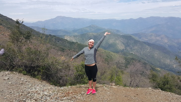 If you are not feeling like traveling too far on the weekends, a day trip to hike La Campana will let you get some great exercise and at the end you'll have an amazing view!
