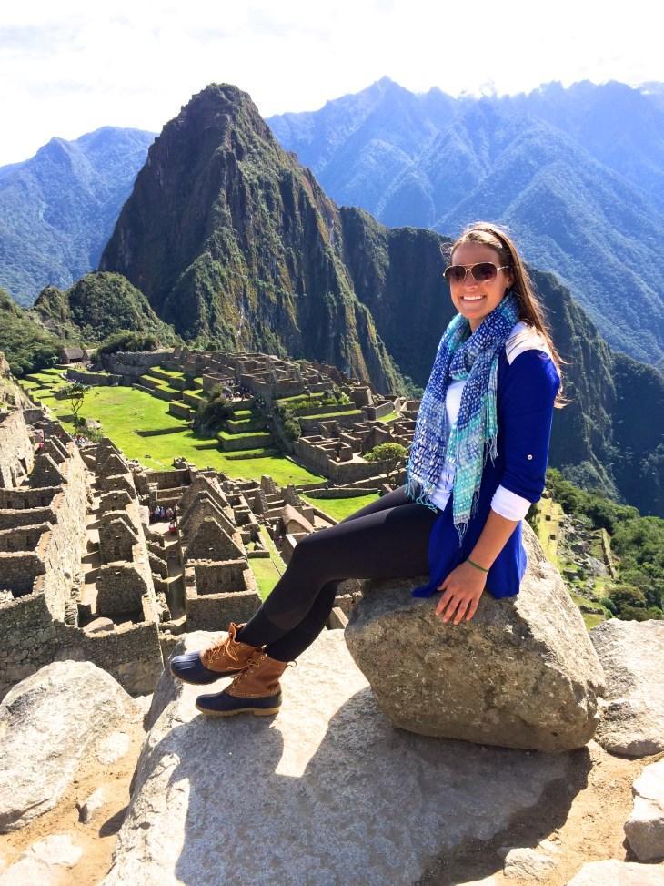 Macchu Picchu | ISA Service-Learning