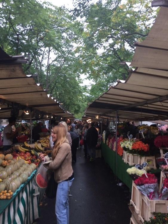 Saturday Markets in Paris