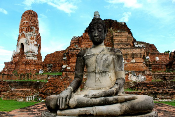 Ancient Ruins, Ayutthaya, Thailand - Manning - Photo 4