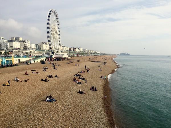 Brighton Pier, Brighton, England, UK, Conwell-Photo 3