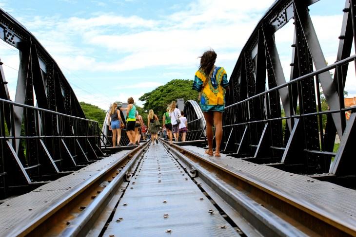 Burma Railway, Kanchanaburi, Thailand, Manning GÇô Photo 4
