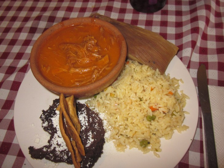 Traditional Restaurant, Antigua, Guatemala - Alcock - Photo 2