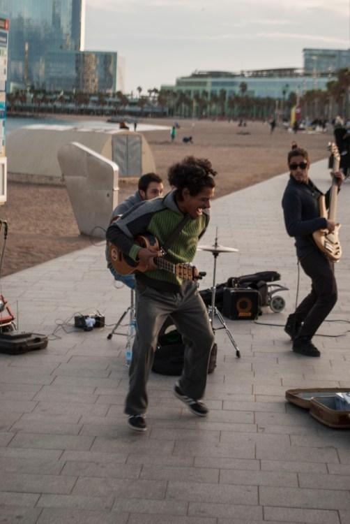Barceloneta Barcelona Spain Murphy 10
