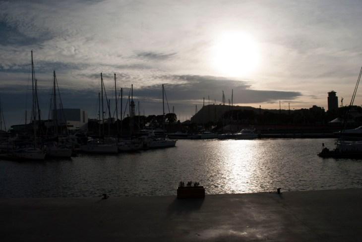 Barceloneta Barcelona Spain Murphy 15