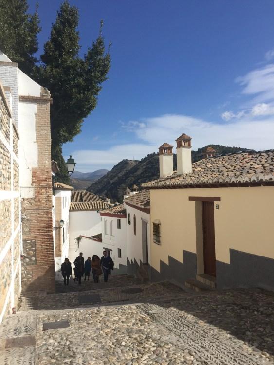 Albayzín, Granada, Spain