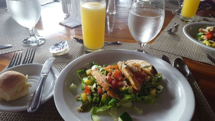 Lunch, Monteverde, Costa Rica - Cowell - 5