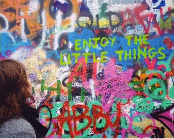 John Lennon Wall, Prague, Czech Republic, Cranford, Photo 6