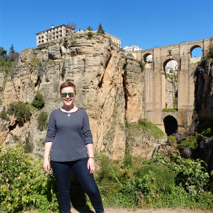 Ronda is a gorgeous place to explore.