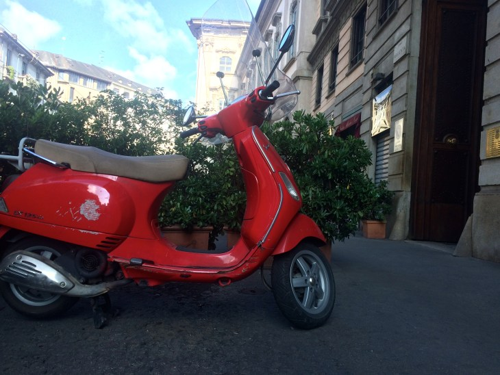 Vespa Milan, Italy, Pearlman-Photo 5