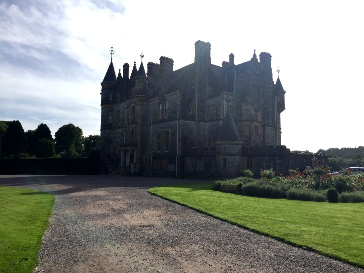 Pictures can't do the magnificent Blarney House justice!