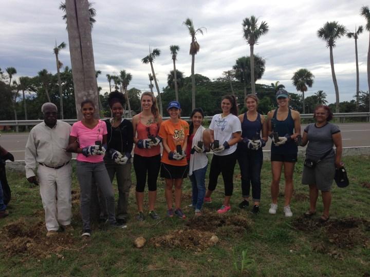 ISA Gives Back   Santiago, Dominican Republic