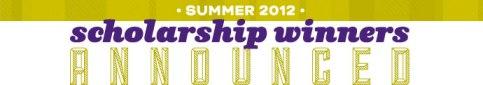 ISA Summer Scholarship Winners