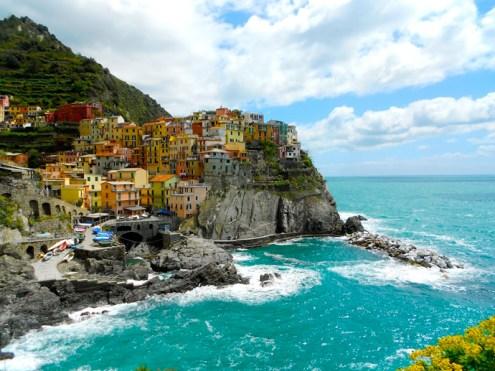 study abroad contest, italy, cinque terre