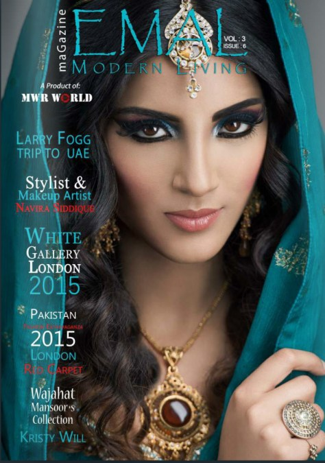 Magazine Image Editing | EMAL International Magazine cover