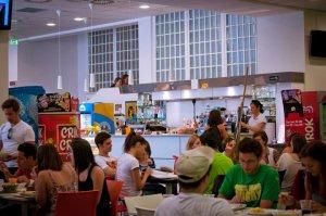 Rome student center