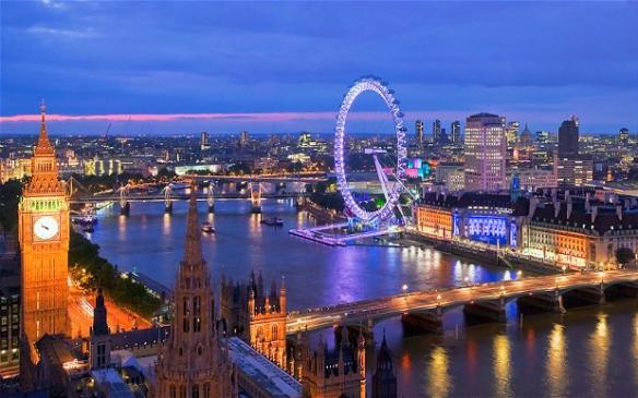 image of London England