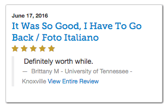 Italy-Santa Reparata review