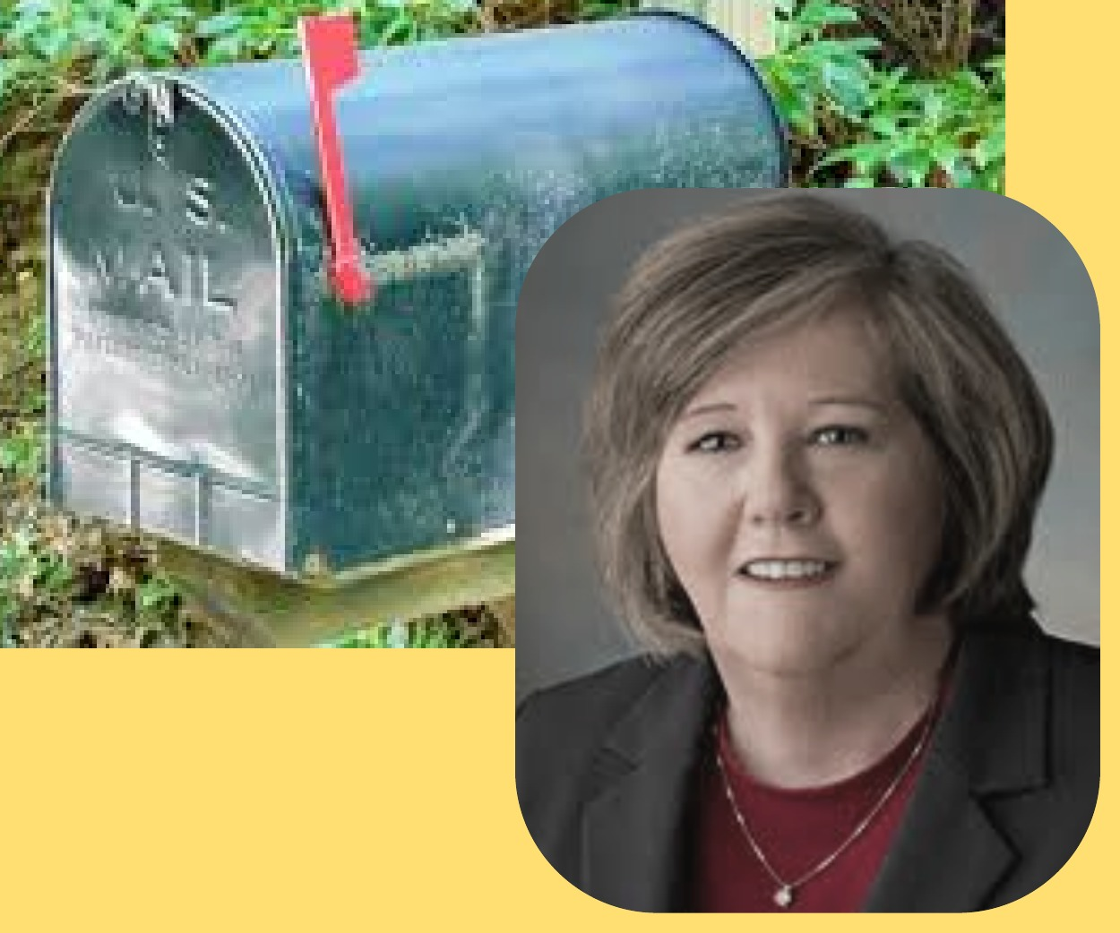 The First Woman To Serve As Postmaster General Announces