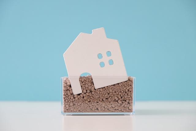購入する家の地盤を簡単にチェック