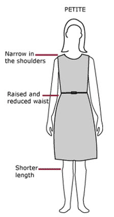 Less is More, How to Dress Petite