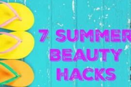 DIY, summer hacks.