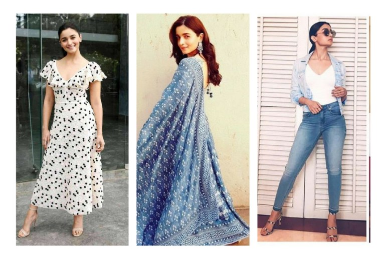 Alia got us all hooked with her looks for Raazi promotions
