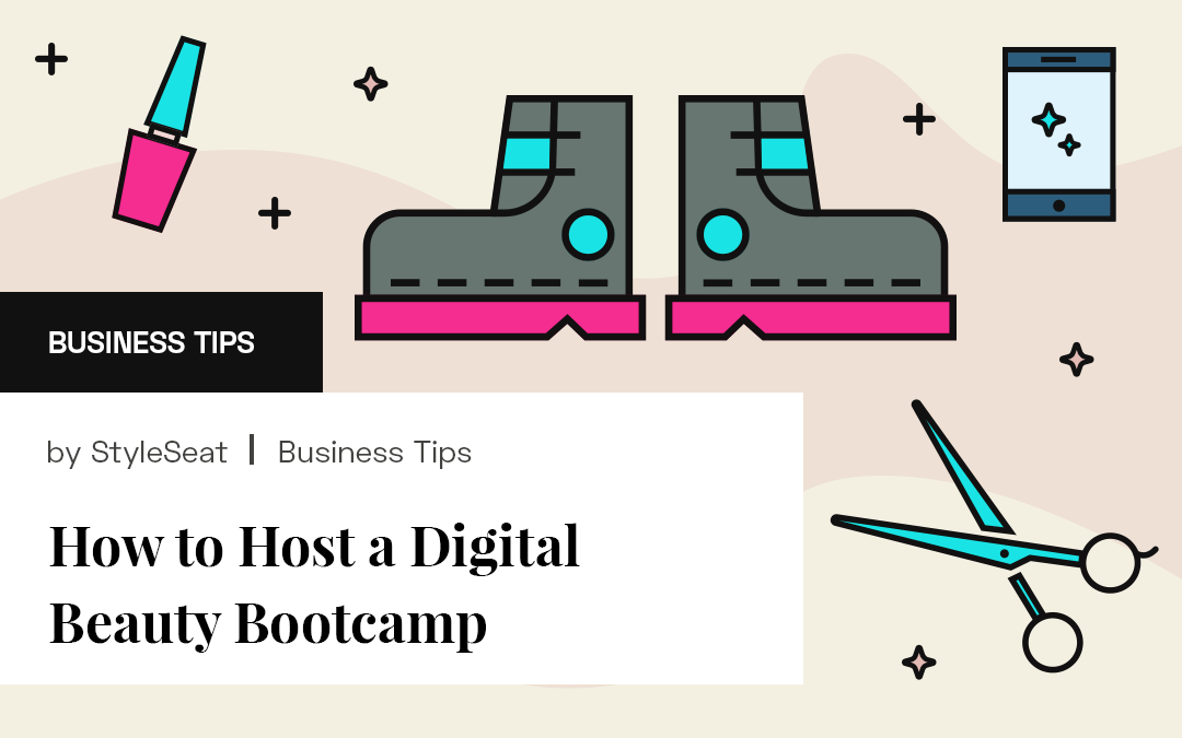 How to Host a Digital Beauty Bootcamp