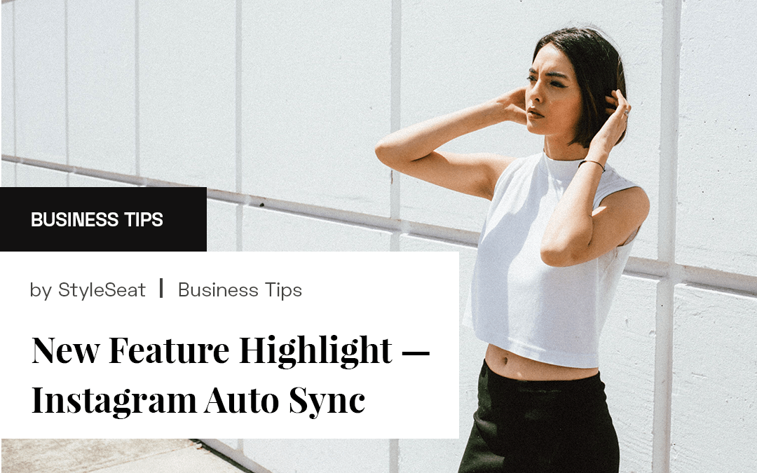 New Feature Highlight — Instagram Auto Sync