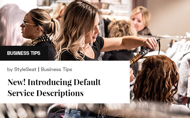 New! Introducing Default Service Descriptions