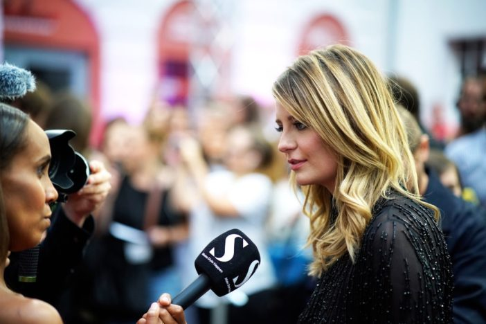 Stylight Awards 2016 - Mischa Barton interviewed by Hadnet Tesfai
