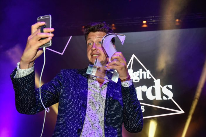 Stylight Awards 2016 - Vision Award Winner Yvan Rodic