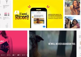 The best digital campaigns in France in 2016