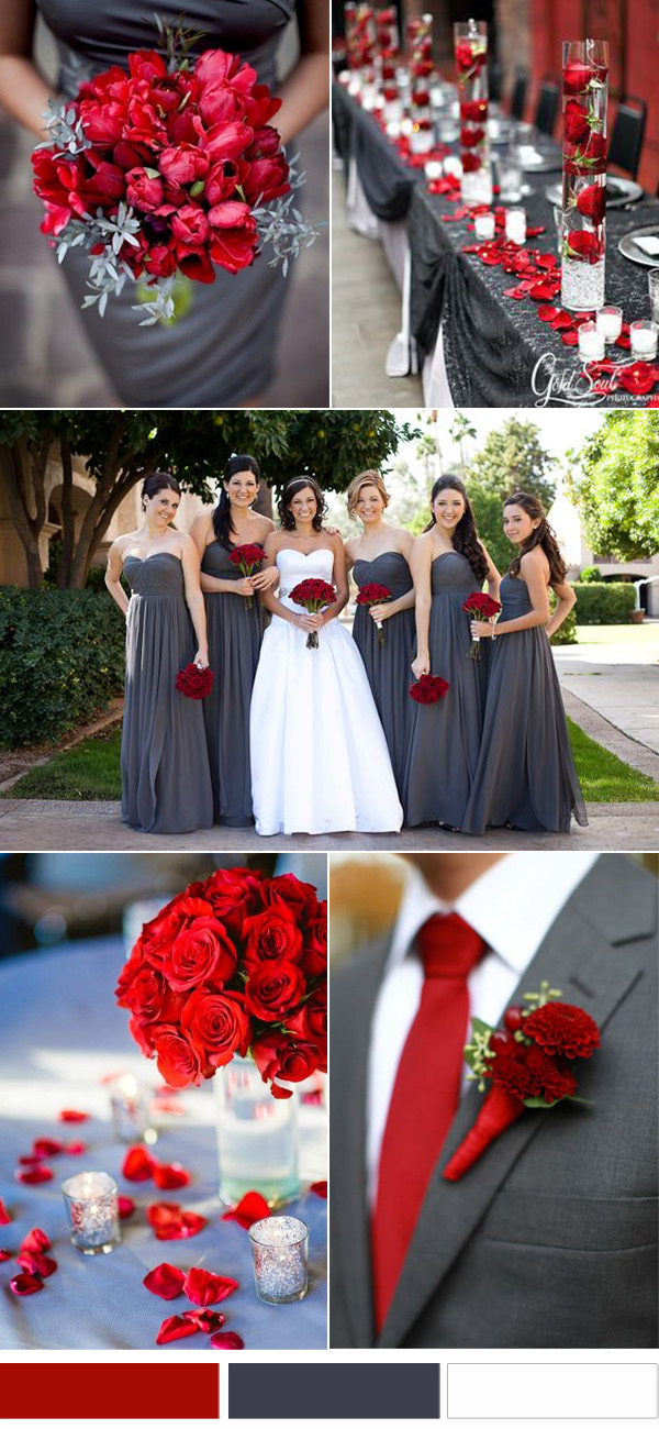 Wedding Color Combos  Stylish Wedd Blog