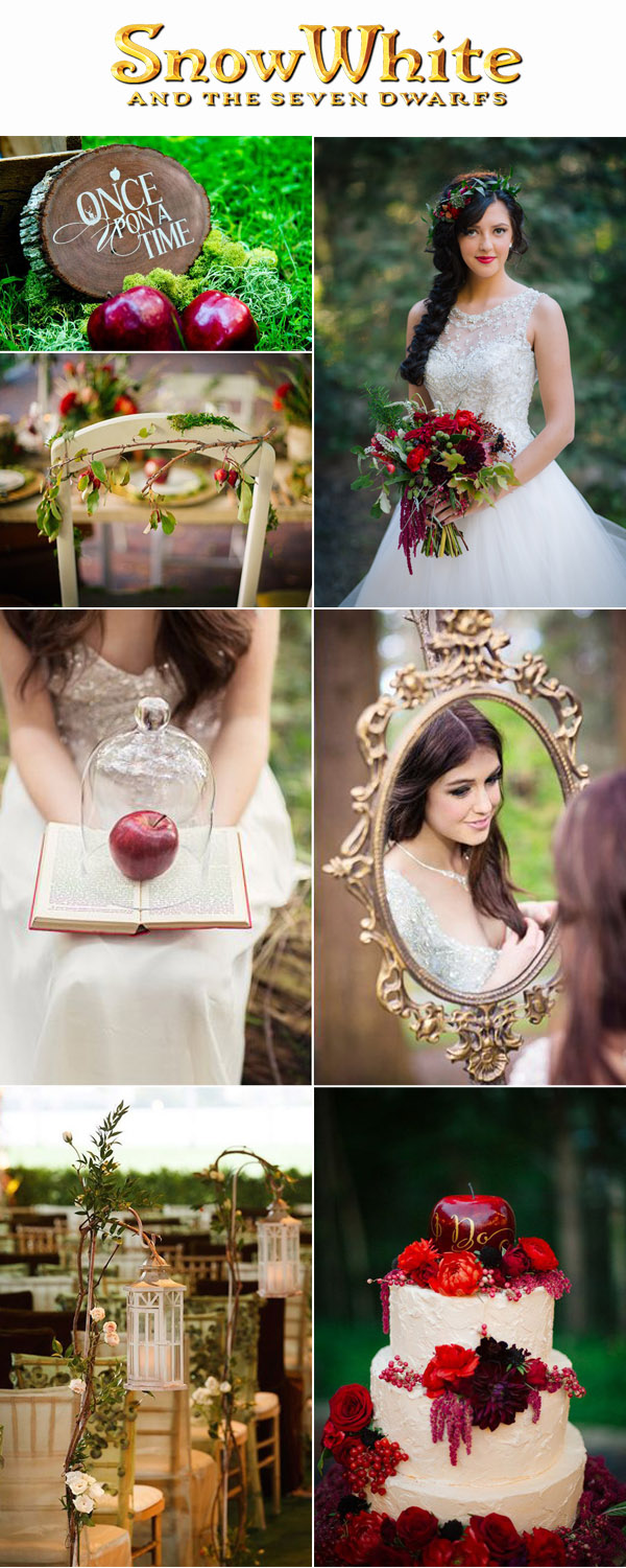 Fairytale Wedding Theme Ideas to Make Your Wedding Magical Romantic and Unique  Stylish Wedd Blog