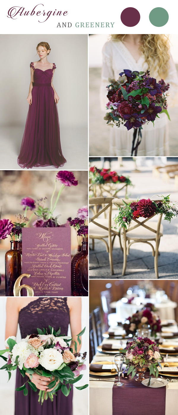 Wedding Colors Trends For 2017 Spring Pink Yarrow Color