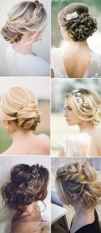 2017 New Wedding Hairstyles for Brides and Flower Girls ...