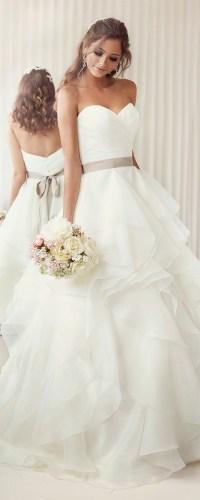 The Best Bridal Wedding Dresses Ideas & Details for 2017 ...