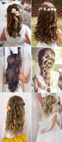 Girl Hairstyles For Weddings | www.pixshark.com - Images ...