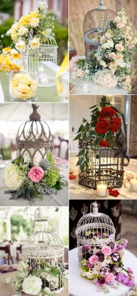 30 Birdcage Wedding Ideas to Make Your Wedding Stand Out ...