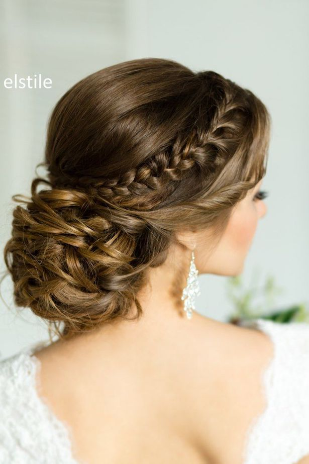 25 DropDead Bridal Updo Hairstyles Ideas for Any Wedding