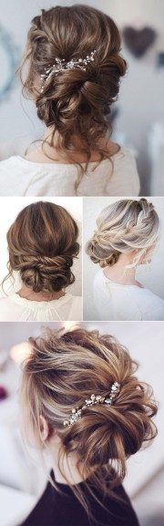 drop-dead bridal updo hairstyles
