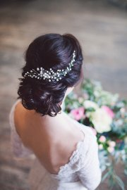 drop-dead bridal updo hairstyles