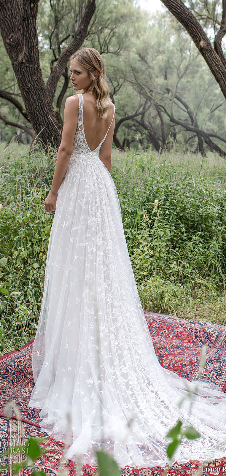 20 Stunning Open  Low Back Wedding Dresses For 2017