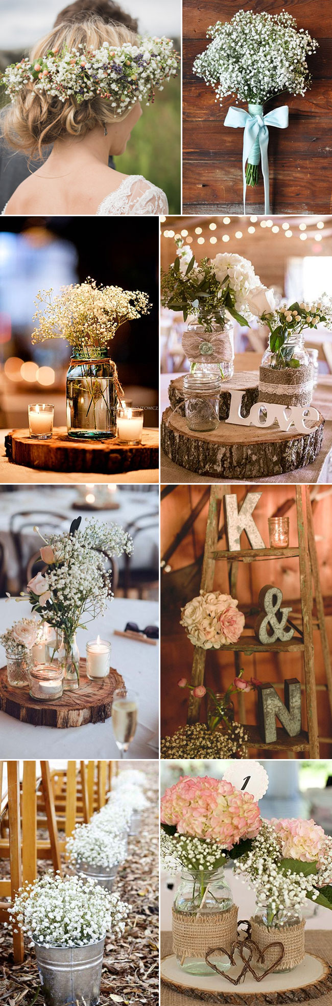 Fall Country Wedding Decoration Ideas