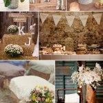 Country Wedding Ideas Stylish Wedd Blog