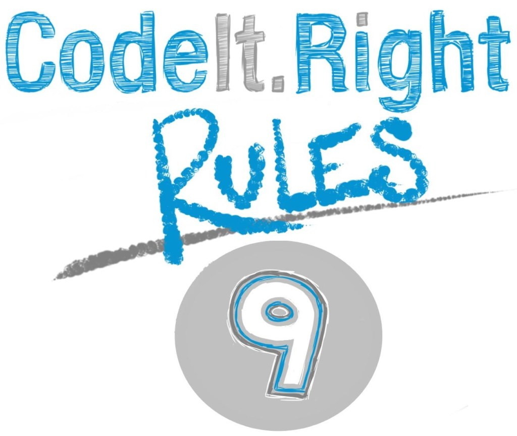 CodeIt.Right Rules, Explained 9